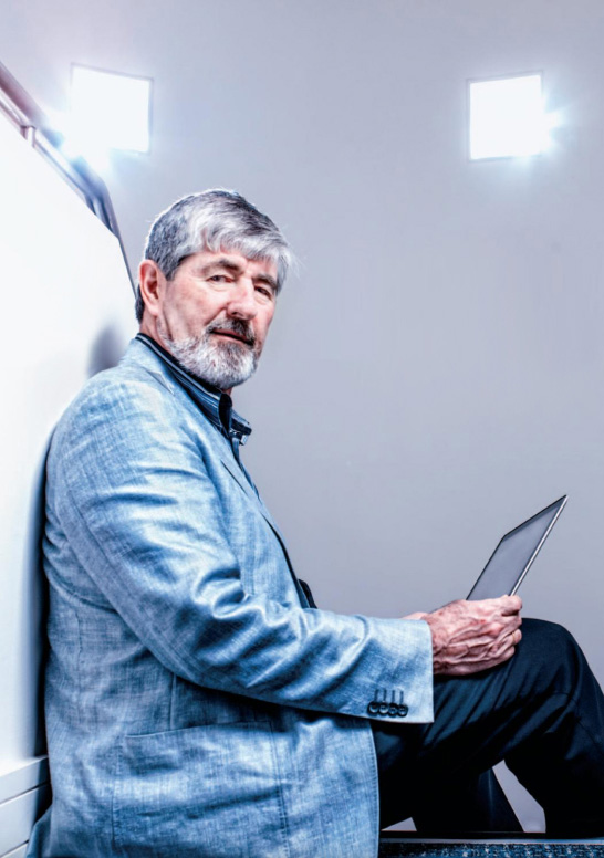 Prof Jon Patrick